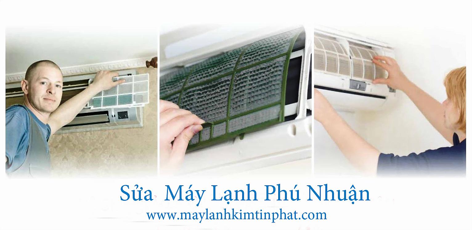 Bảo trì sạc gas máy lạnh tại nhà
